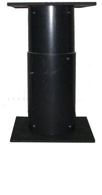Uitschuifbare zuil 40 tot 60 cm